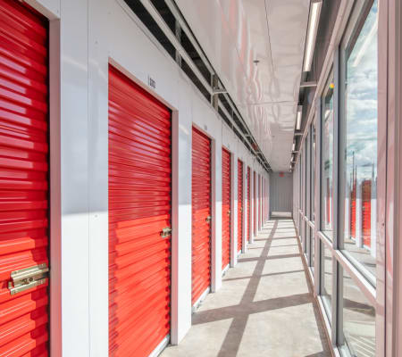 Storage units available at StorQuest Self Storage in Bothell, Washington