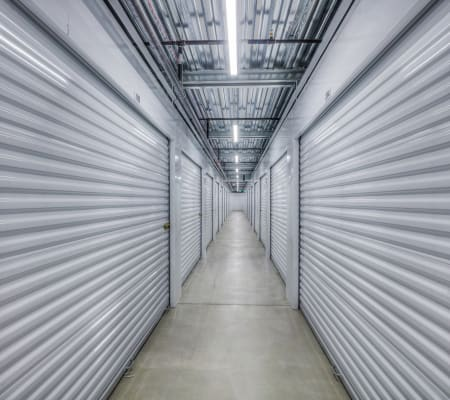 Climate-controlled units available at StorQuest Self Storage in Lake Stevens, Washington