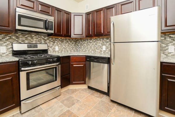 Amenities at South Street Apartment Homes