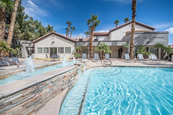 Enjoy the community amenities at 3055 Las Vegas