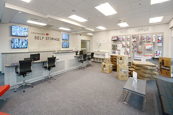 Edgemark Self Storage store