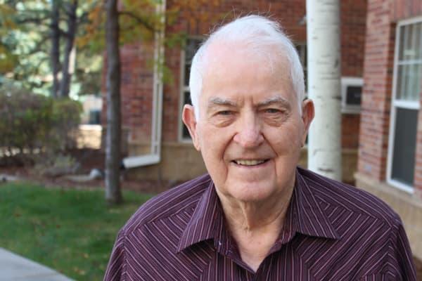 Photo of Cal at Someren Glen in Centennial