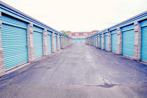 Outdoor units at StorQuest Self Storage