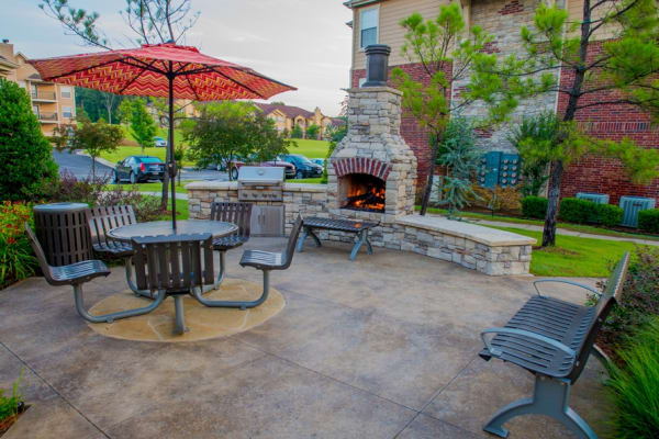 Our Tulsa apartments offer the best in amenities