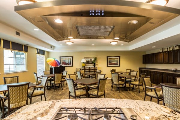 Month-to-Month Rentals at senior living community in Fishers, IN