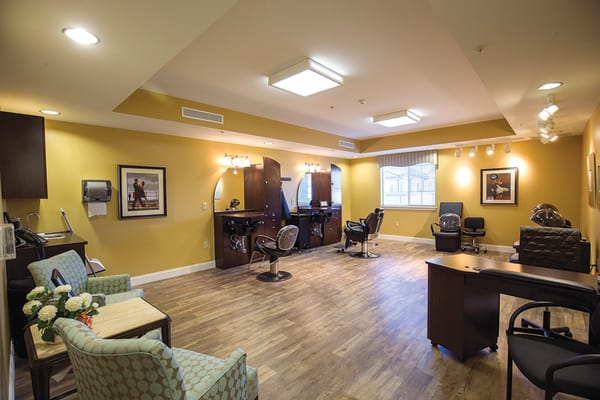 Month-to-Month Rentals at senior living community in Carmel, IN