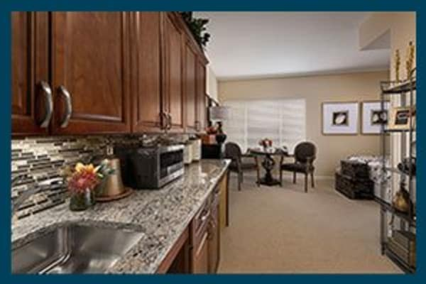 Senior living floor plans in Bloomfield Hills, MI