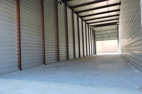 Grissom Road Self Storage offers RV & boat  storage in San Antonio