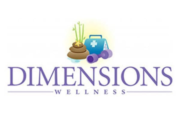 Dimensions Wellness graphic for Discovery Senior Living in Bonita Springs, Florida