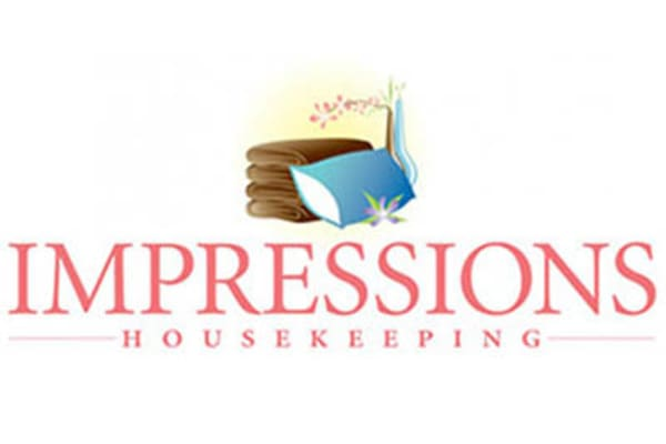 Impressions housekeeping graphic for Discovery Senior Living in Bonita Springs, Florida