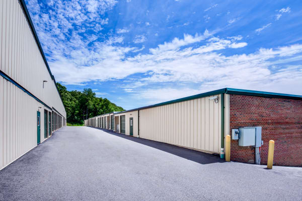 The Storage Store offers outdoor units in Andover, New Jersey