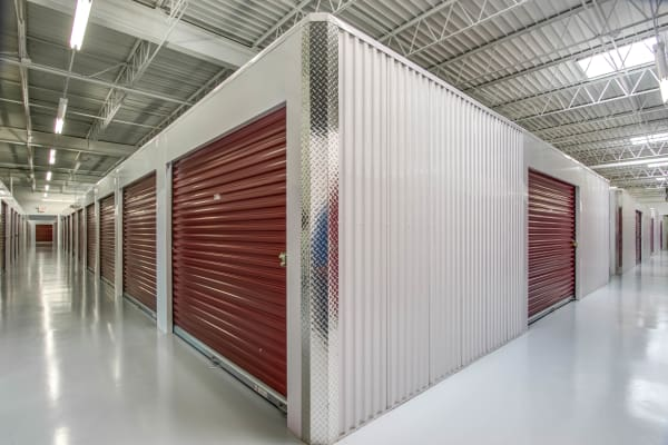 Indoor units at Metro Self Storage in Orono, Minnesota