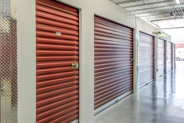 Metro Self Storage offers indoor units in Orono, Minnesota