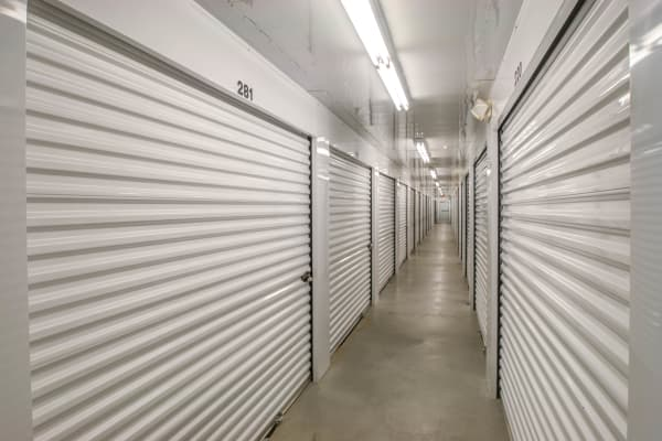 Metro Self Storage offers indoor units in Sharon Hill, Pennsylvania