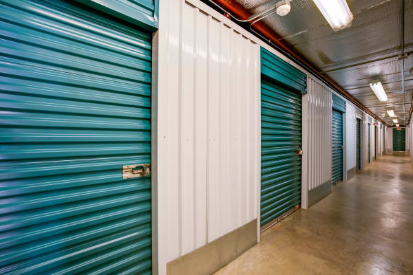 Indoor units at Metro Self Storage in Stanhope, New Jersey