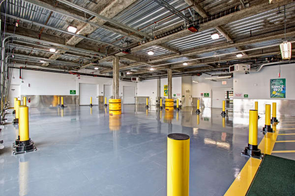 Metro Self Storage offers a transporting area in Brooklyn, New York