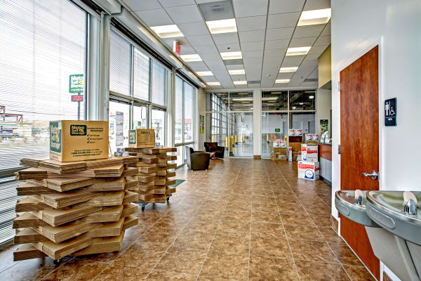 Our office in Brooklyn, New York offer packaging supplies