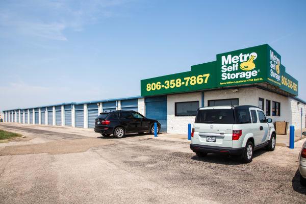 Office at Metro Self Storage in Amarillo, TX