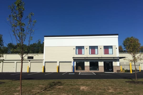 Exterior of CT SELF STOR in Rocky Hill