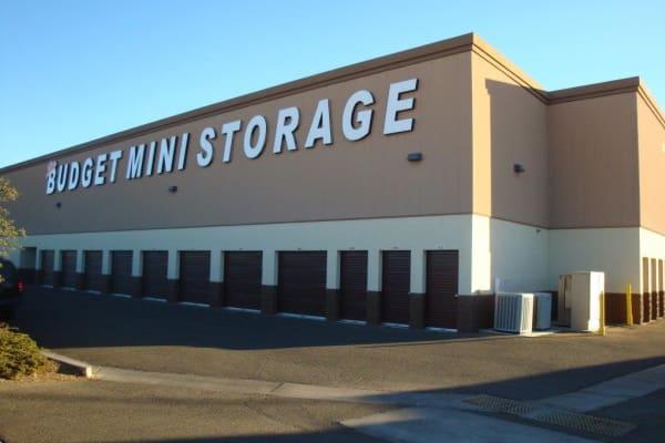 Budget Mini Storage exterior