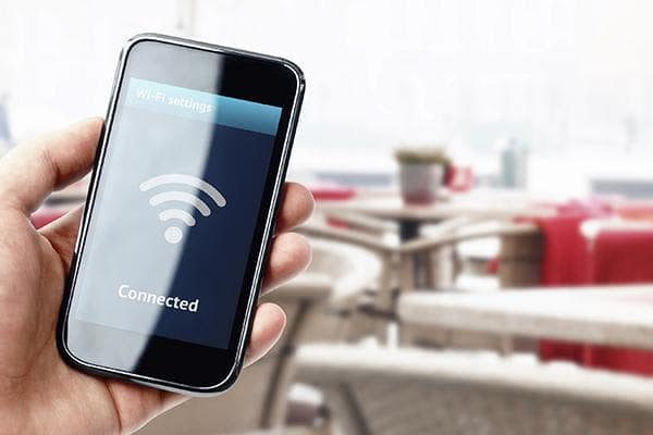 Free WiFi at Spice Tree Apartments