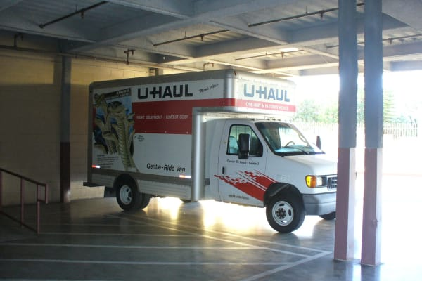 Exceptional ... Wonderful Covina, California One Stop Storage Offers U Haul Truck  Rentals.