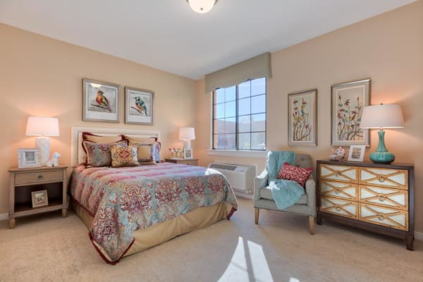 Month-to-Month Rentals at senior living community in Scottsdale, AZ