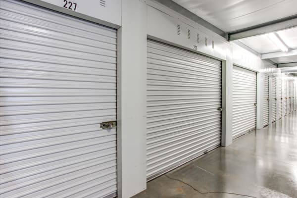 Large Interior Units at Metro Self Storage in Beach Park, IL