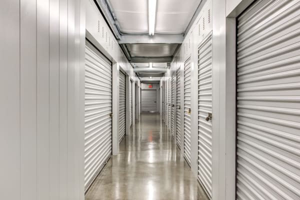 Interior Units at Metro Self Storage in Beach Park, IL