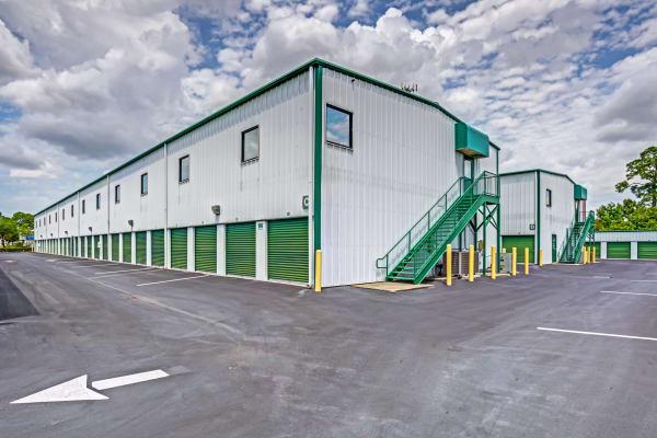 Large Outdoor Units at Metro Self Storage in Largo, FL