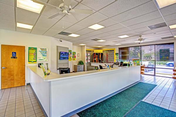 Leasing Office at Metro Self Storage in Largo, FL