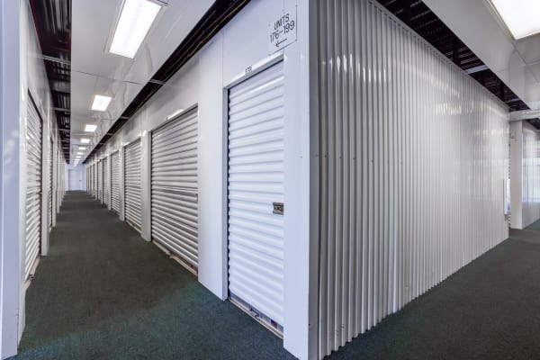 Interior Units at Metro Self Storage in Batavia, IL