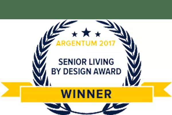 Senior Living by Design award