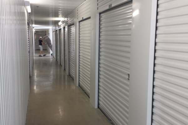 Grissom Road Self Storage offers climate controlled storage in San Antonio