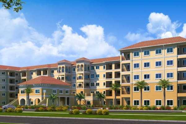 Discovery Village at West Palm Beach, a community of Discovery Senior Living in Bonita Springs, Florida