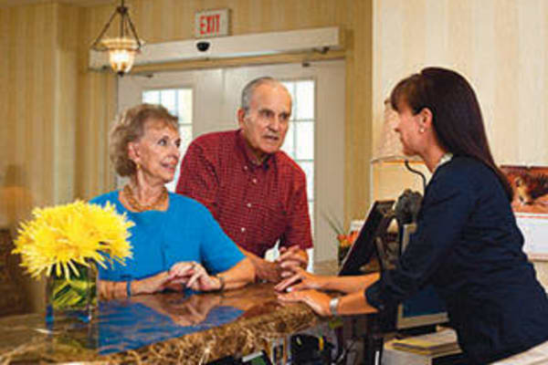 Friendly and professional concierge services at The Welstone At Mission Crossing in Mission, KS