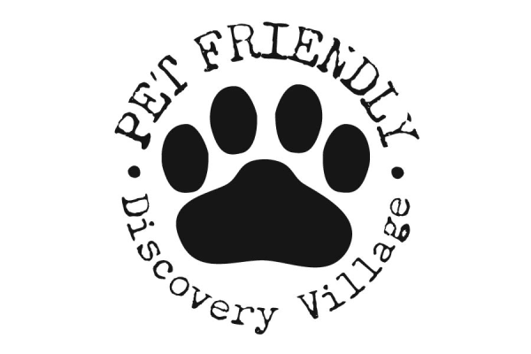 Pet friendly logo for Discovery Village At Sandhill in Columbia