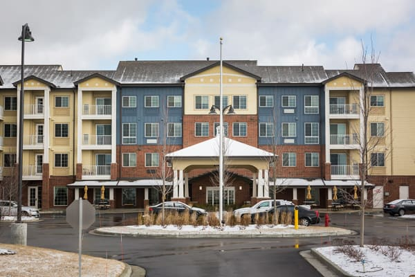 Learn about The Enclave Senior Living at Saxony in Fishers, IN