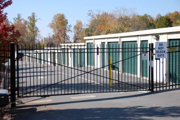 Self storage units for rent at Anchor Self Storage of Cornelius in Cornelius, NC