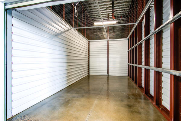 Indoor units at Metro Self Storage in Burnsville, Minnesota