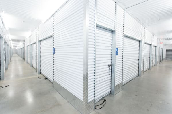 Climate controlled storage is available at Citadel Self Storage