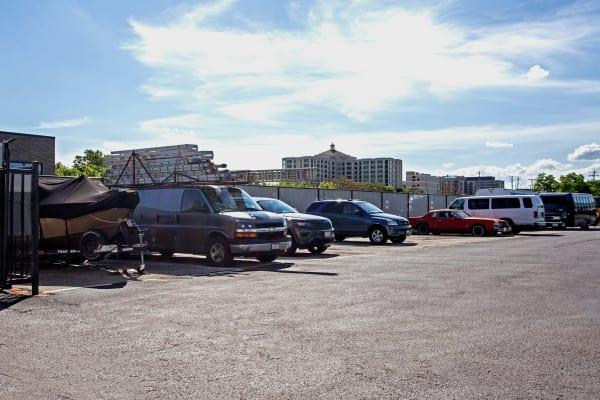 RV, boat storage at Metro Self Storage in Des Plaines, Illinois