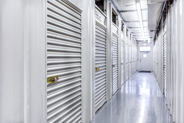 Indoor units at Metro Self Storage in Grayslake, Illinois