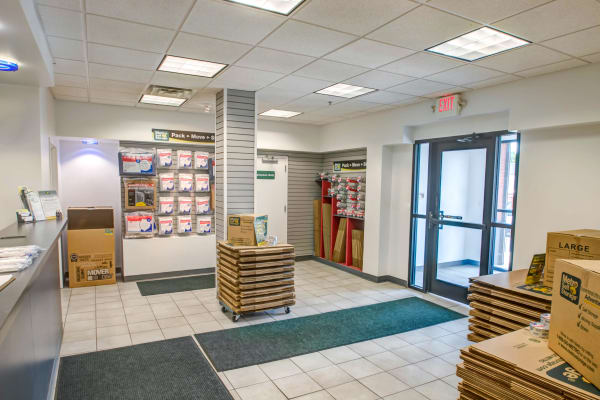 Our leasing office in Philadelphia, Pennsylvania offers packaging supplies
