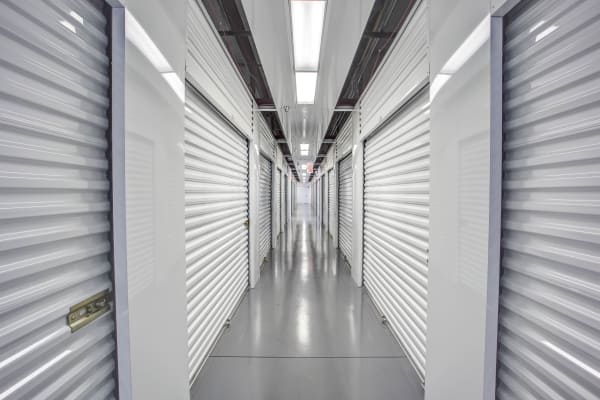 Indoor units at Metro Self Storage in Lake Zurich, Illinois