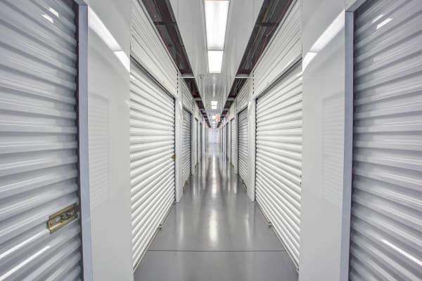 Indoor units at Metro Self Storage in Lake Zurich, Illinois