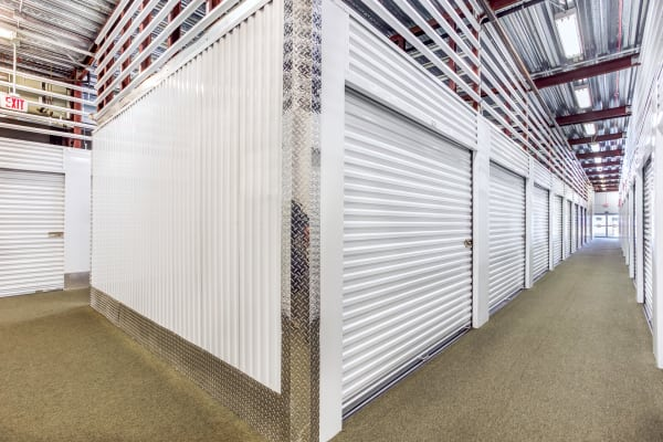 Indoor units at Metro Self Storage in Lake Bluff, Illinois