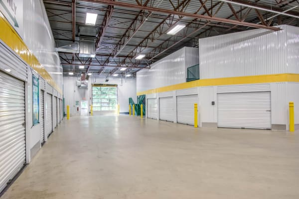 Metro Self Storage offers a loading dock in Maple Grove, Minnesota