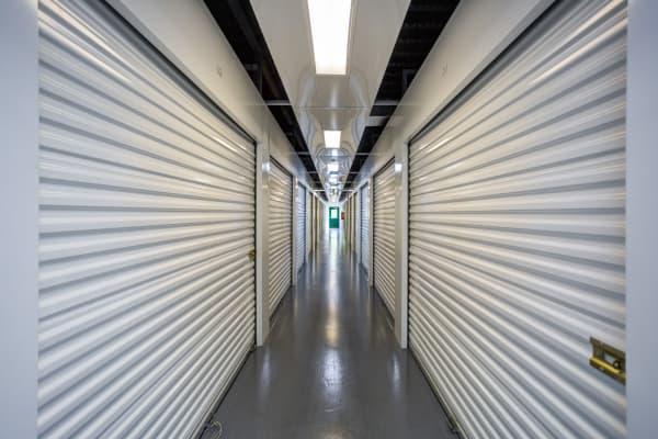 ... Indoor Units Hallway At Metro Self Storage In Tampa, Florida ...