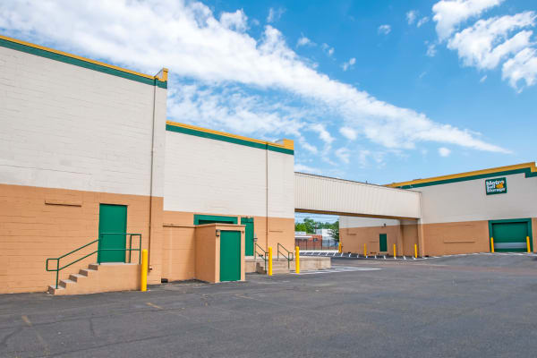 Facility exterior view at Metro Self Storage in Pennsauken, New Jersey